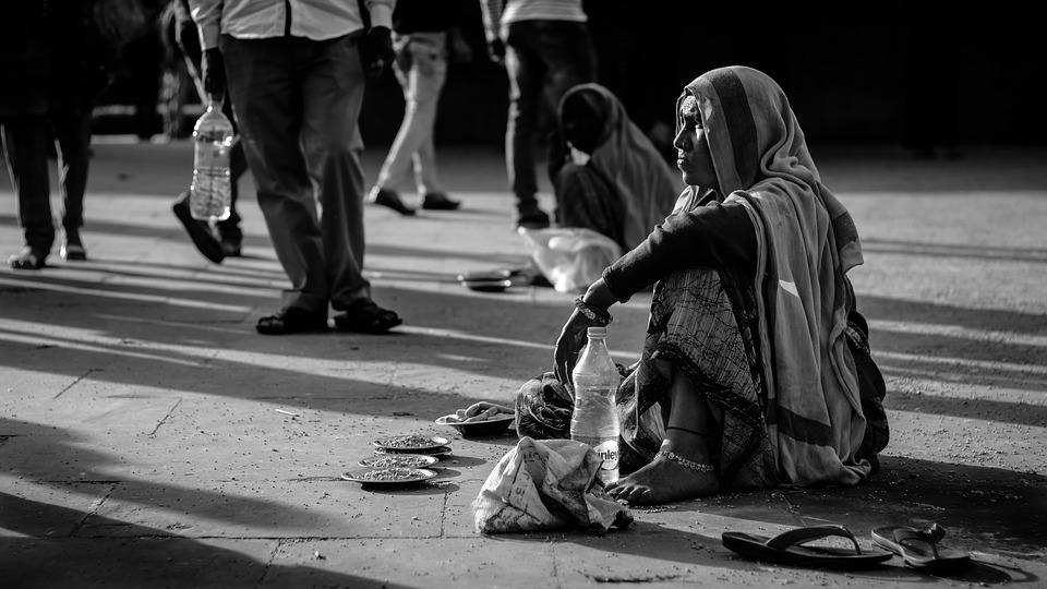 Pourquoi aider les mendiants?