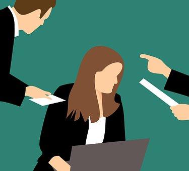 harcèlement en entreprise