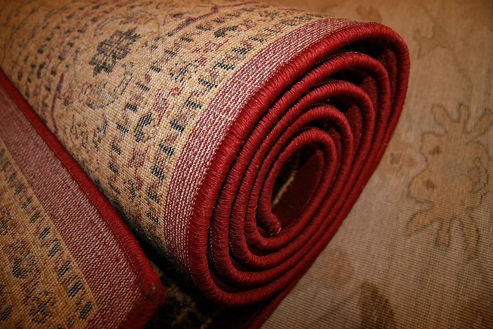 Nettoyant pour tapis