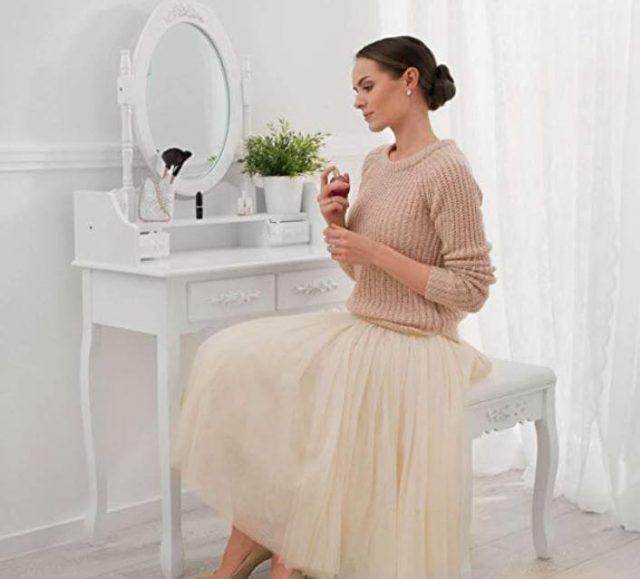 La coiffeuse, le meuble préféré des femmes!